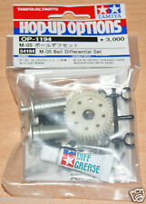 Tamiya 54194 M-05 Ball Differential Set (M05/M05Ra/M06), NIP