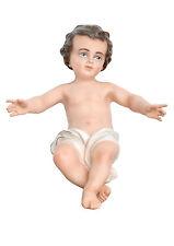 Statua Gesù Bambino braccia aperte cm 27 - Per interni ed esterni