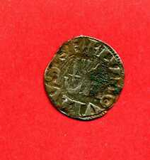 (MD 15) LOUIS VII DENIER DE PONTOISE (1137-1180)