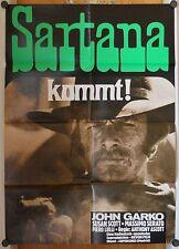 SARTANA (Vorankündigungs-Pl. '71) - JOHN GARKO / SUSAN SCOTT / MASSIMO SERATO