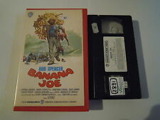 [0347] Banana Joe (1989) VHS WHV Bud Spencer rara