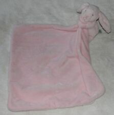 Jellycat Pink Bunny Rabbit Security Blanket Plush Baby Comforter Soother