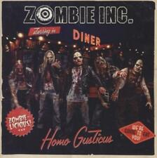 Zombie  Inc.    Homo     Gusticus   CD
