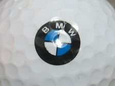 (1) BMW AUTO CAR LOGO GOLF BALL