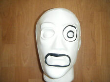 COREY TAYLOR LATEX HEAD WRESTLING MASK FANCY DRESS COSTUME SLIPKNOT HALLOWEEN