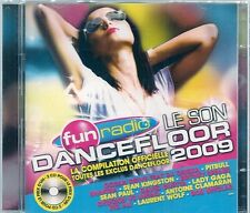 2 CD COMPIL 34 TITRES--DANCE FLOOR 2009--SHAKIRA/GUETTA/WOLF/SPEARS/LADY GAGA
