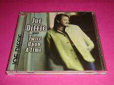 """CD JOE DIFFIE """"TWICE UPON A TIME"""" ALBUM 11 TITRES / SONY, 1997"""