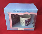 ME TO YOU BEAR TATTY TEDDY MY BLUE NOSE FRIENDS MUG & BOOK IN BOX GIFT SET