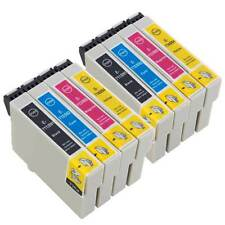 8 COMPATIBLE INK CARTRIDGES-REPLACE EPSON T0715 TO715 C13T07154020 CHEETAH