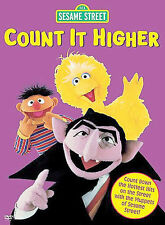 Sesame Street: Count It Higher 2005 by Jon Stone; Christopher Cerf; T Ex-library