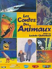 "DVD NEUF ""LES CONTES DES ANIMAUX"" Lucinda CLUTTERBUCK"