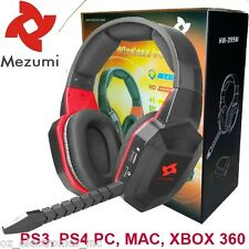 Universal Wireless Gaming Stereo Headset for PS3 PS4 XBOX 360 Grand Theft Auto