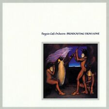 THE PENGUIN CAFE ORCHESTRA - BROADCASTING FROM HOME - NEW CD ALBUM