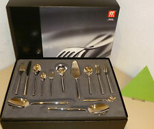 ZWILLING J. A. HENCKELS CUTLERY 68 PIECES ABERDEEN POLISHED