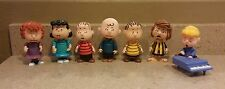 Peanuts  Memory Lane Figures Dolls Peppermint Patty Frieda Lucy Linus Schroeder