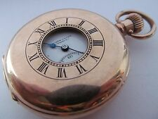 Vintage Half hunter cased Rolex pocket watch