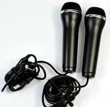 2x usb logitech microphones/micro pour wii, u, PS3, xbox 360, PS4, one, pc