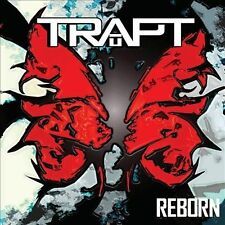 Reborn [Deluxe] by Trapt (CD, 2012, F0F) NEW