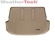WeatherTech® Cargo Liner - Toyota Fortuner - behind 3rd Row - 2007-2013 - Tan