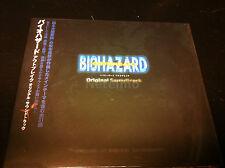 0143 BIOHAZARD RESIDENT EVIL Outbreak Original Game Music CD SOUNDTRACK
