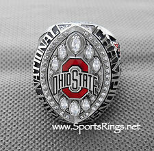 "2015 OHIO STATE FOOTBALL ""SUGAR BOWL/NATIONAL CHAMPIONSHIP"" PLAYER ISSUED RING!!"