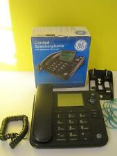 GENERAL ELECTRIC GE CORDED PHONE W/ CALLER ID SPEAKERPHONE 2958FE1 TELEPHONE