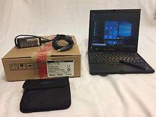 Lenovo ThinkPad X61 Tablet PC 1.6GHz 3GB RAM 500GB Win 10 w/docking - NICE
