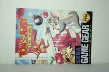 MANUALE TOM AND JERRY THE MOVIE USATO BUONO STATO EDIZIONE AMERICANA FR1 45301