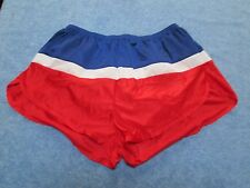 "Fine rare Bourne Sports vintage nylon running shorts, 34-36"", new. UK made."