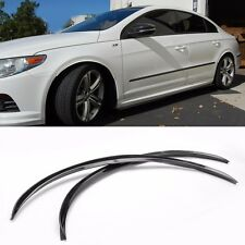 "29"" Pair Diffuser Wide Body Fender Flares For Honda Wheel Wall Panel Bumper"