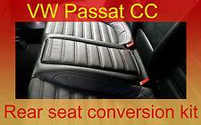 Zusätzlichen Sitz für VW Passat CC Mit 4 von 5 Sitzen + Sicherheitsgurte