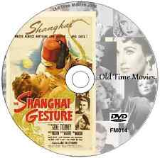 The Shanghai Gesture -  Gene Tierney Walter Huston Victor Mature 1941 Film DVD