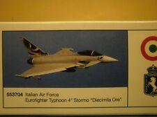 Herpa Wings 1:200 Italian  Air Force Eurofighter Typhoon