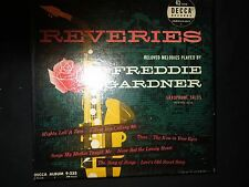 45RPM Decca 9-233 (4 record set) Freddie Gardner, Reveries sharp E- to E