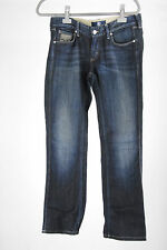 Bogner Jeans 38 (W 29) blau MARY stone washed Baumwolle Hose top Baumwolle Luxus