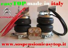 PNEUMATIC AIR SUSPENSION KIT airspring CAMPER VAN CITROEN JUMPER x230 x244