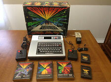 1981 Magnavox ODYSSEY 2 System Console Package Original BOX 2 Controls Games VGC