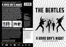 A Hard Day's Night ~ New DVD 2014 Criterion Collection ~ The Beatles (1964)