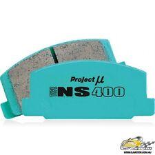 PROJECT MU NS400 for SUBARU WRX STI Spec C Brembo {6 Piston Front} {R}