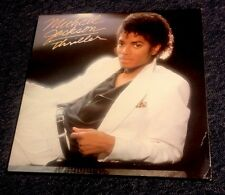 Michael Jackson THRILLER Gatefold 1982 Epic LP 1st UK Pressing 85930