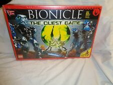 LEGO Games Bionicle The Quest Game #1754 With 8 Toa Inika Pieces New