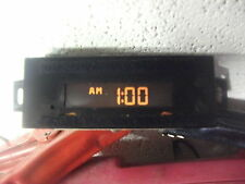 PEUGEOT 306 Display LCD CLOCK