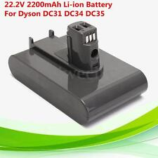22.2V 2200mAh Replacement Li-ion Battery For Dyson DC31 DC34 DC35 Vacuum Cleaner