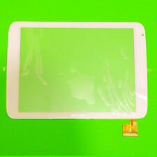 Touch Screen Digitizer Glass 8.0'' Replacement for White Archos 80 ChildPad