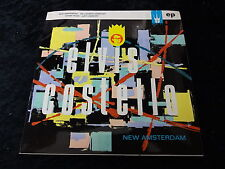 45 RPM Record - 1980 Elvis Costello New Amsterdam/ Dr Luther's Assistant - EP