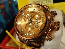 Invicta 13910 Reserve Venom Rose Gold Mid-Size Swiss Chrono Bracelet Watch NEW!!