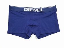 Diesel Stretch Cotton Trunk Boxer Brief - Blue - X Large