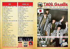 THE BEATLES TOKYO JAPAN 1966 TMOQ HMC 037 DVD CD ORIGINAL!