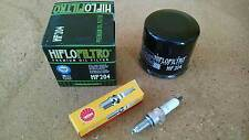 Tune Up Kit Yamaha Grizzly 700 YFM700 YFM Spark Plug Oil Filter 2007-2015