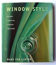 Window Style: Blinds, Curtains, Screens, Shutters
